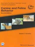 Blackwell's five-minute veterinary consult clinical companion - Canine and feline behavior