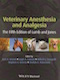 Veterinary anesthesia and analgesia - The fifth edition of Lumb and Jones